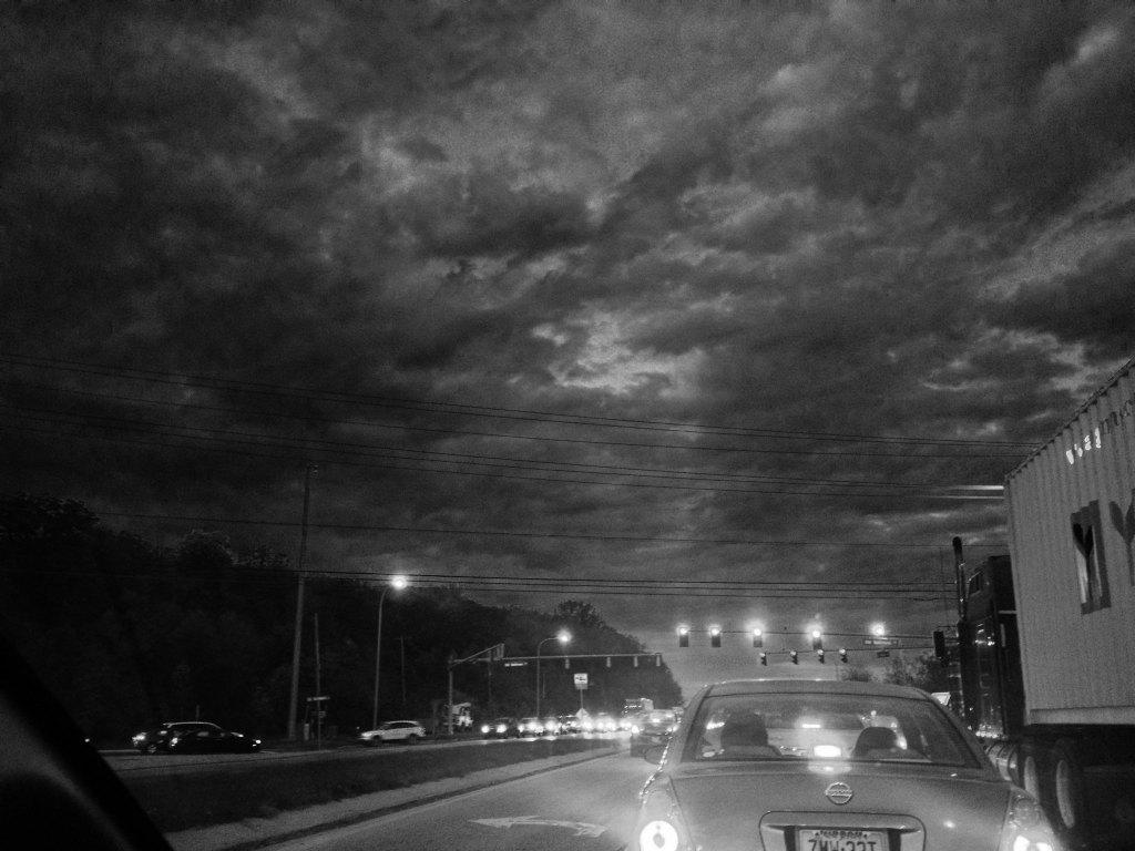 noir road