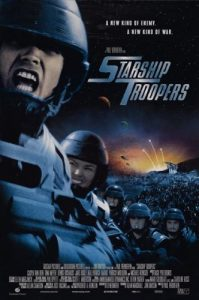 1997 starship troopers